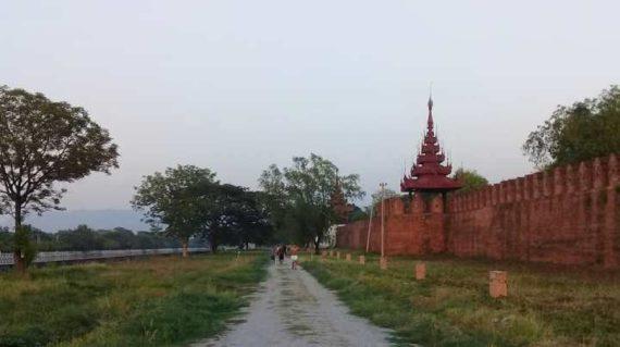 Walking royal moat 3